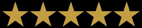 afbeelding 5 star ranking